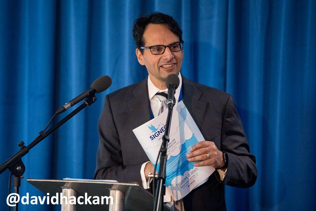 Prof David Hackam